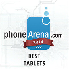 PhoneArena Awards 2013: Best tablets