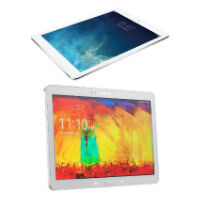 It's an iPad and Galaxy Christmas! Apple and Samsung increase tablet shipment orders for December
