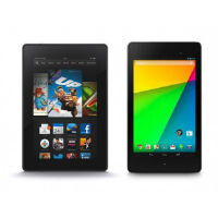 Survey claims mobile gamers prefer the Kindle Fire to Google Android tablets