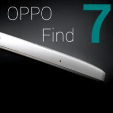 Oppo Find 7 hinted to sport fast Snapdragon 805 processor, LTE, and 2560x1440 pixels 5.7