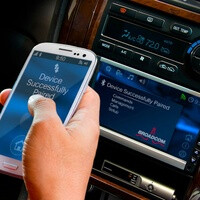 Broadcom's new Automotive Bluetooth software paves the road for connected cars