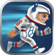 Galaxy Run arrives at iTunes, promises lots of intergalactic jump'n'run fun