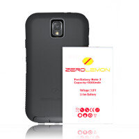ZeroLemon launches insane 10,000mAh battery case for the Galaxy Note 3