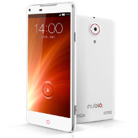 ZTE's Nubia Z5S and Z5S mini attract a record 2.5 million pre-orders in its homeland