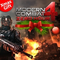 Get Modern Combat 4 for Asha phones as a Christmas gift