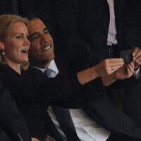 BlackBerry Z10 used for Head-of-State portrait at Mandela's memorial