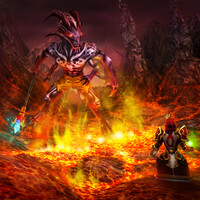 Gameloft unleashes a trine of updates to its Order & Chaos titles