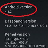 LG G Pad 8.3 and HTC One Google Play editions are receiving Android 4.4.2 right now