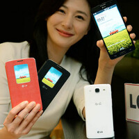 LG Gx officially announced in Korea