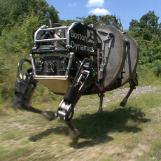 Google buys Boston Dynamics: little green Andy gets big mech sidekicks