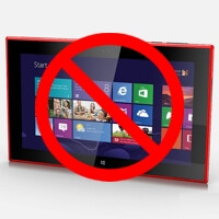 Nokia may have cancelled its 8.3 inch Lumia 2020 tablet