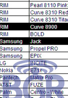 AT&T to charge $199 for BlackBerry Curve 8900 with 2 year deal?