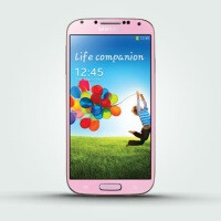 Phones 4u begins pre-orders of pink Galaxy S4 in Britain