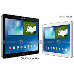 """Samsung could name its 12"""" tablet Galaxy Note Pro"""