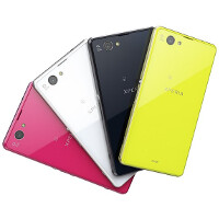 First photo samples from the Sony Xperia Z1f (mini) pop up