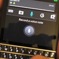 BBM for BlackBerry 10 beta brings real time voice notes and Glympse