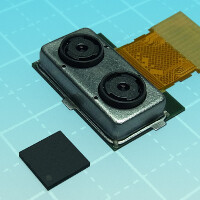 Toshiba announces dual 5MP camera module for smartphones and tablets with stereo-3D shots and digital focus in tow