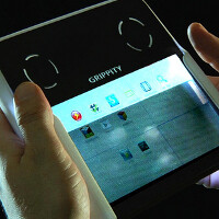 Grippity, the world's first transparent tablet, seeks funding at Kickstarter