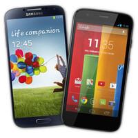 Sprint Holiday Giveaway: win a Samsung Galaxy S4 or a Motorola Moto X