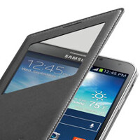 Wirelessly charge your Samsung Galaxy Note 3 with the new S-View flip cover