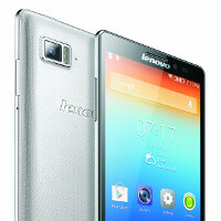 Lenovo Vibe Z goes official: razor-thin 5.5 incher is company's first with LTE