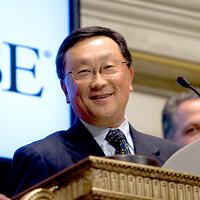 BlackBerry's Chen: We're still the leader in enterprise