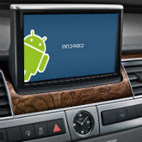 Google and Audi working on Android car systems