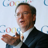 "Eric Schmidt says that Google missed social networking trend, ""won't happen again"""