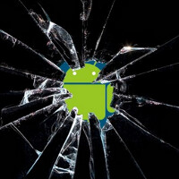 Android users were responsible for more than 40% of global mobile data usage in December