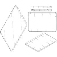 The future is here: Samsung awarded a patent for a foldable tablet