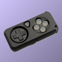 iMpulse mobile game controller is on sale, fits on your keychain