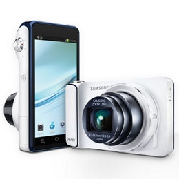Samsung reveals Samsung Galaxy Camera 2; snapper coming to CES