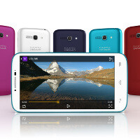 Alcatel POP C9 unveiled: brings color in a phablet-sized Android smartphone