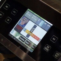 48 inch oven incorporates 7 inch Android slate, costs $11,999