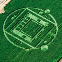 Is NVIDIA run by aliens? Crop circles used to promote new 192 core Tegra K1