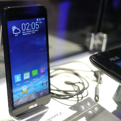 Asus PadFone X hands-on