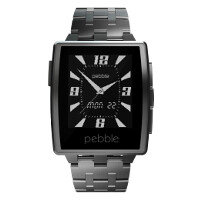 Pebble Steel announced: a sylish smartwatch for $249