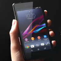 Sony Xperia Z1 Compact stars in official Sony video