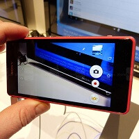 Sony Xperia Z1 Compact hands-on