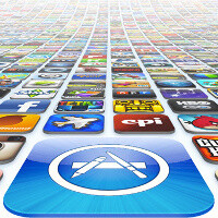 Apple announces the most successful month in its App Store history, sales passed $10 billion in 2013
