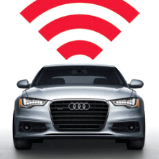 Add your car to your shared data plan: Audi and Tesla partner with AT&T for the 'first ever in-vehicle 4G LTE'
