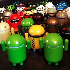 Beware of the robot! Android device shipments to reach record one billion this year, predicts Gartner