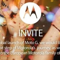 Following the global release of Moto G, Motorola prepares something new for Europe this month