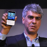 BlackBerry India's Managing Director explains the company's four part plan for survival