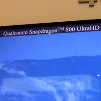 Take a look at Qualcomm's Snapdragon 800 handling of 4K video over LTE Advanced