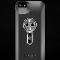 FLIR One brings thermal imaging to your Apple iPhone 5s or iPhone 5