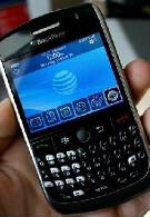 AT&T to launch BlackBerry Curve 8900 on Thursday?
