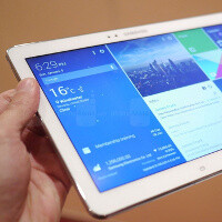 Samsung Galaxy TabPRO 10.1 coming with Pentile RGBW screen