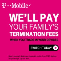 T-Mobile is (almost) ready to pay your family's termination fee on switching