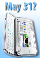 Nokia N97 to hit U.S. land on May 31?